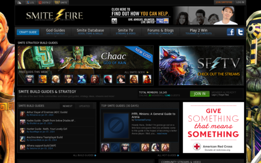 Access smitefire.com using Hola Unblocker web proxy