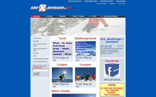 Access snexpressen.dk using Hola Unblocker web proxy