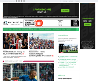 Access soccernet.ee using Hola Unblocker web proxy