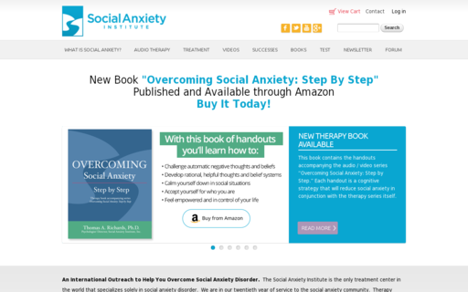 Access socialanxietyinstitute.org using Hola Unblocker web proxy