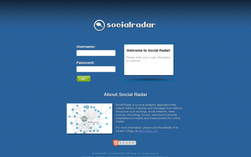 Access socialradar.net using Hola Unblocker web proxy