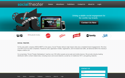 Access socialtheater.com using Hola Unblocker web proxy