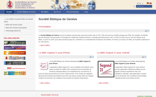 Access societe-biblique.com using Hola Unblocker web proxy