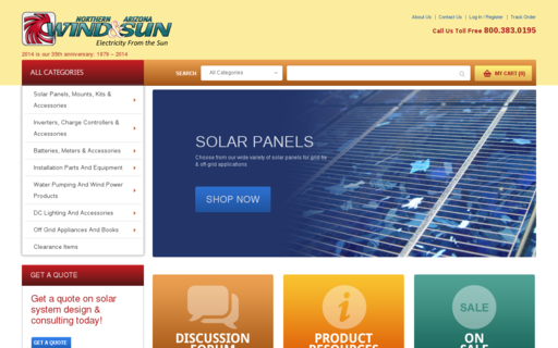 Access solar-electric.com using Hola Unblocker web proxy