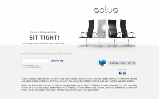 Access solus.co.uk using Hola Unblocker web proxy