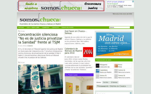 Access somoschueca.com using Hola Unblocker web proxy