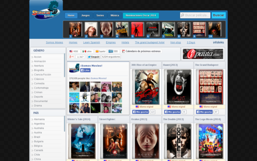 Access somosmovies.com using Hola Unblocker web proxy
