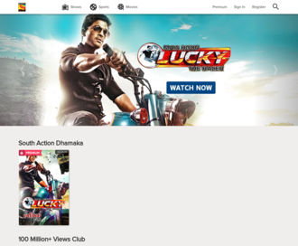 Access sonyliv.com using Hola Unblocker web proxy