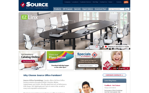 Access source.ca using Hola Unblocker web proxy