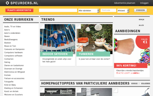 Access speurders.nl using Hola Unblocker web proxy