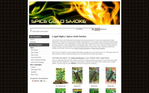 Access spicegoldsmoke.com using Hola Unblocker web proxy