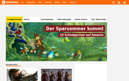 Access spieletipps.de using Hola Unblocker web proxy