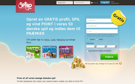 Access spigo.dk using Hola Unblocker web proxy
