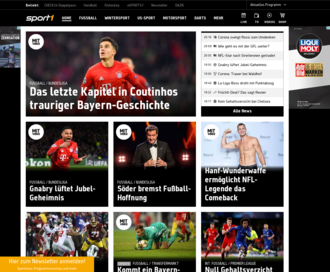 Access sport1.de using Hola Unblocker web proxy
