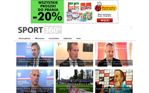 Access sport360.pl using Hola Unblocker web proxy