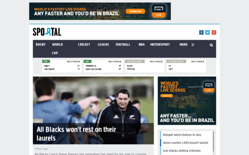 Access sportal.co.nz using Hola Unblocker web proxy