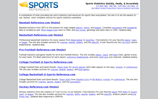 Access sports-reference.com using Hola Unblocker web proxy