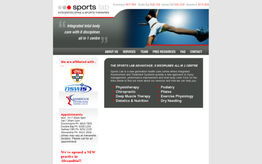 Access sportslab.com.au using Hola Unblocker web proxy