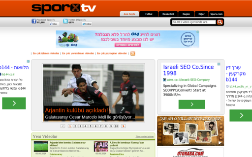 Access sporxtv.com using Hola Unblocker web proxy