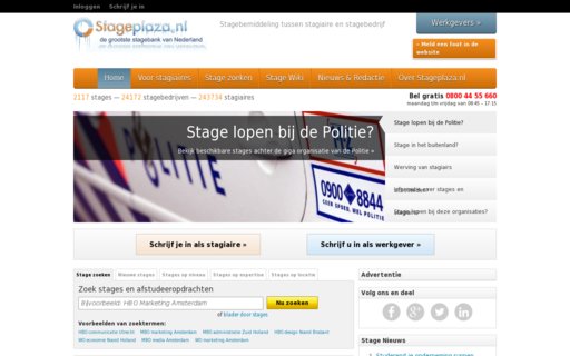 Access stageplaza.nl using Hola Unblocker web proxy