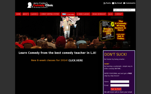 Access standupcomedyclinic.com using Hola Unblocker web proxy