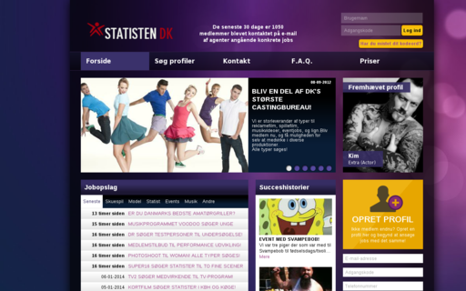 Access statisten.dk using Hola Unblocker web proxy