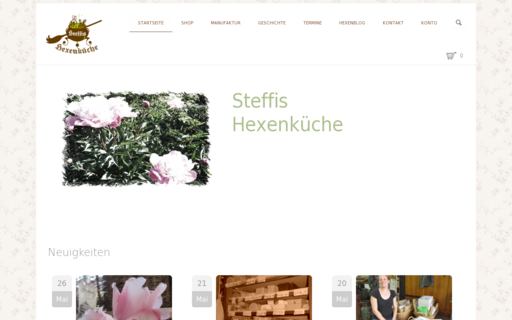 Access steffis-hexenkueche.com using Hola Unblocker web proxy