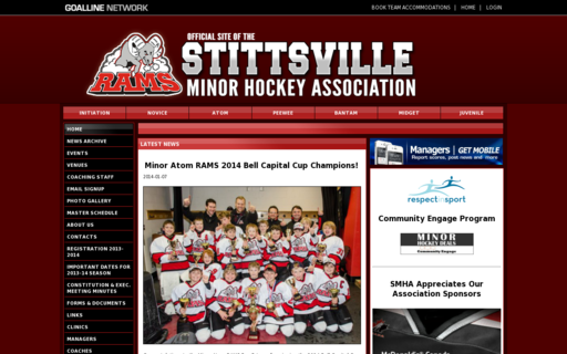 Access stittsvilleminorhockey.com using Hola Unblocker web proxy