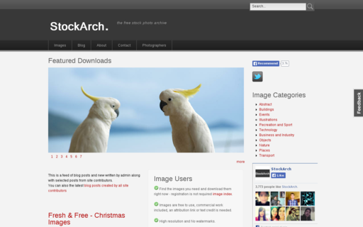 Access stockarch.com using Hola Unblocker web proxy