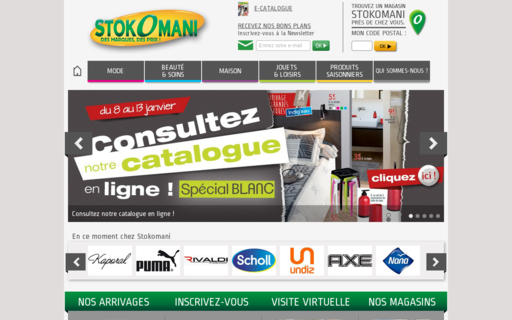 Access stokomani.fr using Hola Unblocker web proxy