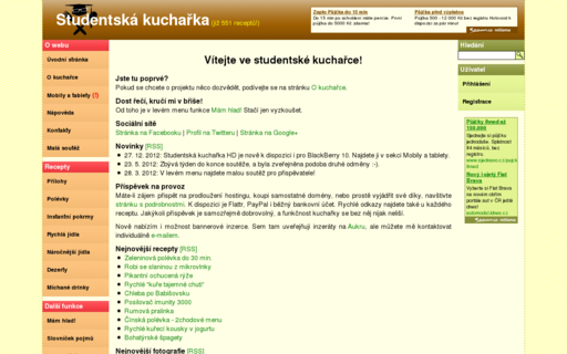 Access studentskakucharka.cz using Hola Unblocker web proxy
