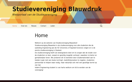 Access studievereniging-blauwdruk.nl using Hola Unblocker web proxy