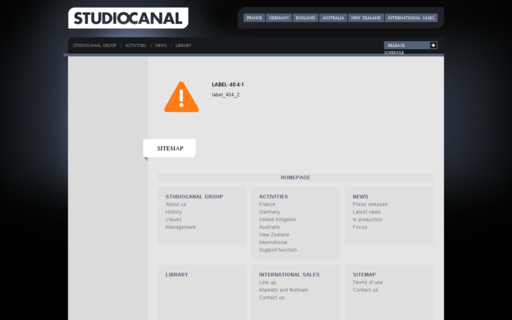 Access studiocanal.com using Hola Unblocker web proxy
