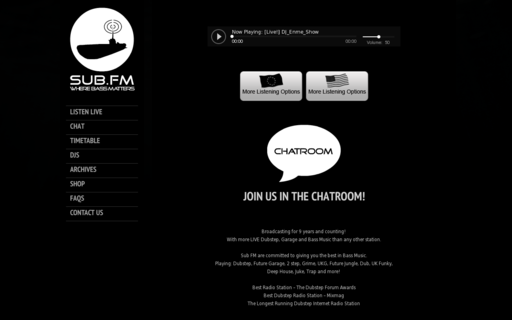 Access sub.fm using Hola Unblocker web proxy