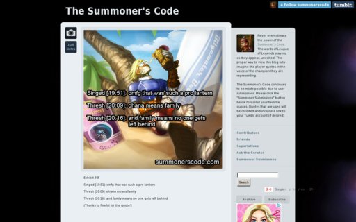 Access summonerscode.com using Hola Unblocker web proxy