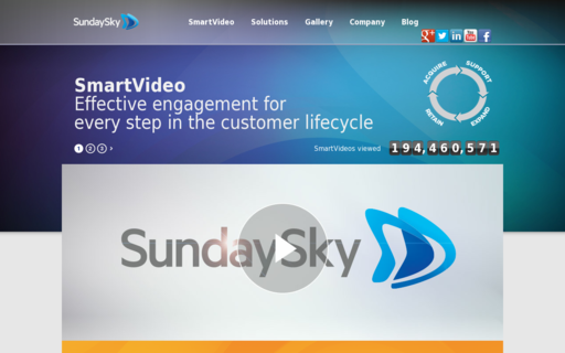 Access sundaysky.com using Hola Unblocker web proxy