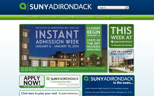 Access sunyacc.edu using Hola Unblocker web proxy