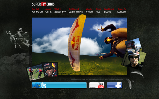 Access superflychris.com using Hola Unblocker web proxy