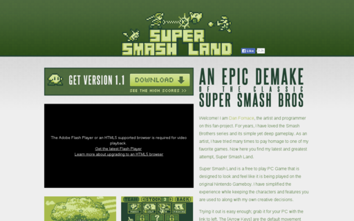 Access supersmashland.com using Hola Unblocker web proxy