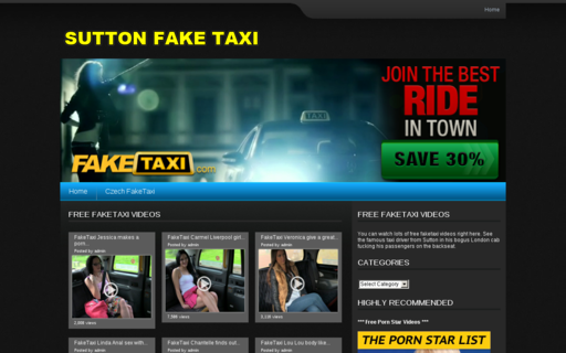 Access suttonfaketaxi.com using Hola Unblocker web proxy