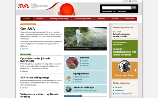 Access sva.se using Hola Unblocker web proxy