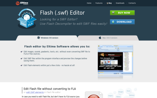 Access swf-editor.com using Hola Unblocker web proxy