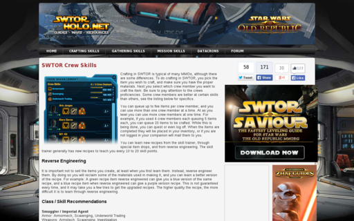 Access swtor-holo.net using Hola Unblocker web proxy