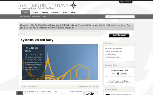 Access systemsunitednavy.com using Hola Unblocker web proxy