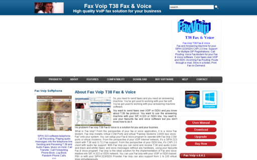 Access t38faxvoip.com using Hola Unblocker web proxy
