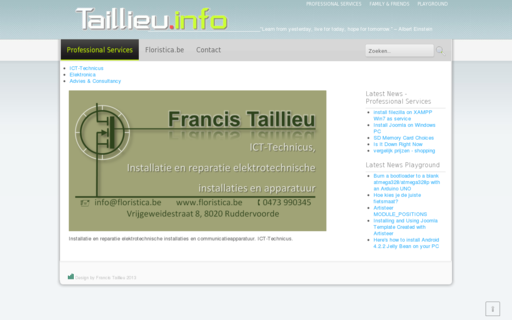 Access taillieu.info using Hola Unblocker web proxy