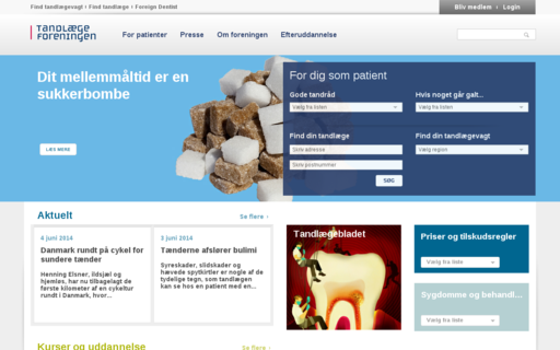 Access tandlaegeforeningen.dk using Hola Unblocker web proxy