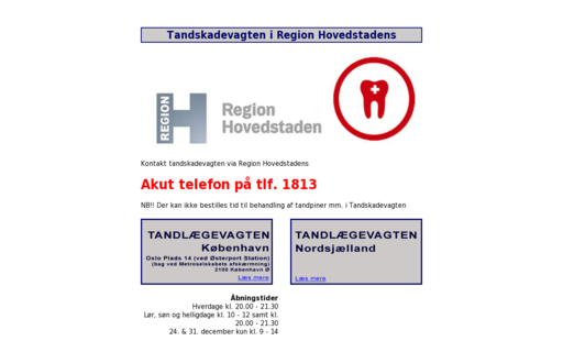 Access tandvagt.dk using Hola Unblocker web proxy