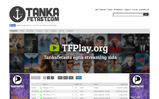 Access tankafetast.com using Hola Unblocker web proxy