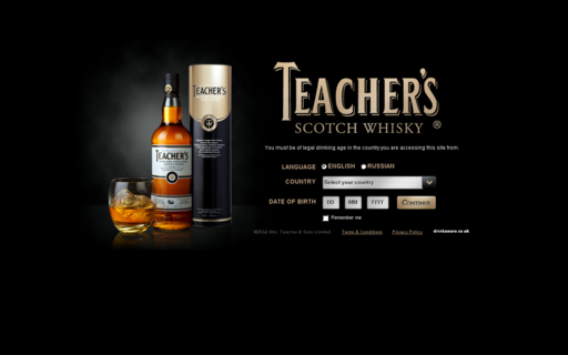 Access teacherswhisky.com using Hola Unblocker web proxy